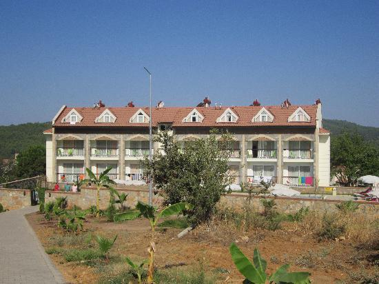 Orka Club Hotel & Villas: annex building