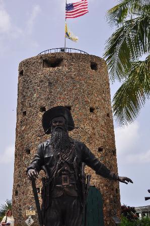 Blackbeard's Castle: Beware of Blackbeard...