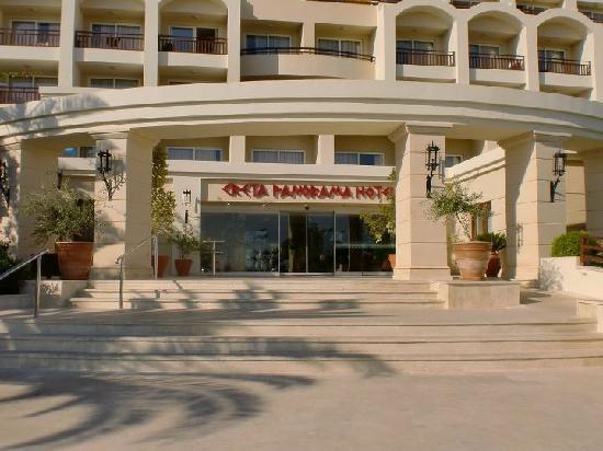 Iberostar Creta Panorama & Mare: Entrata