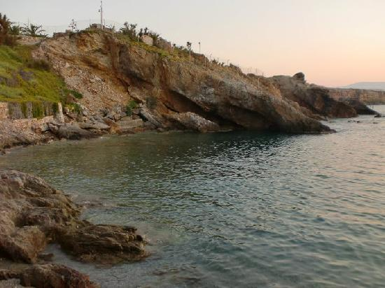 Iberostar Creta Panorama & Mare: Parte della spiaggia