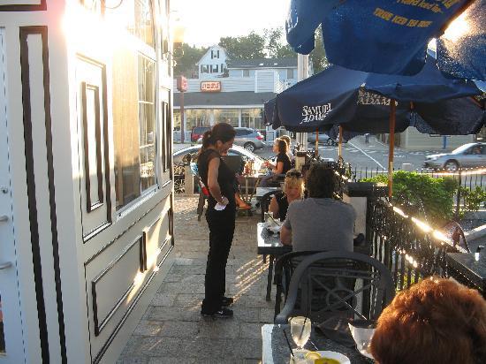 Azorean Restaurant and Bar: Patio