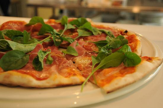 PizzaZo Bistro: Prosciutto di Parma