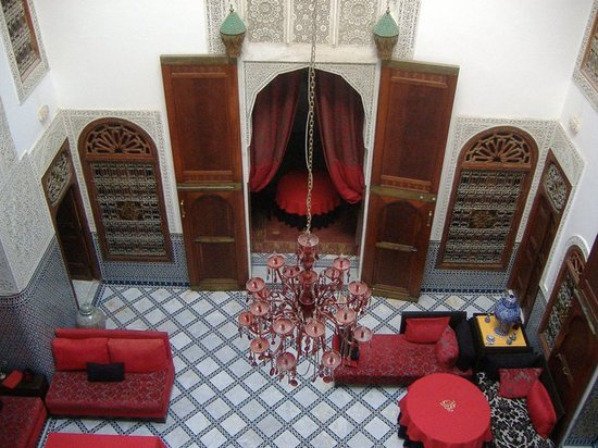 Morocco Key Travel: Riad