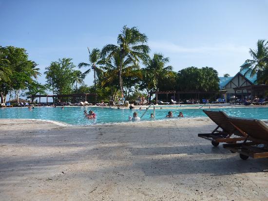 Dreams La Romana Resort & Spa: main pool