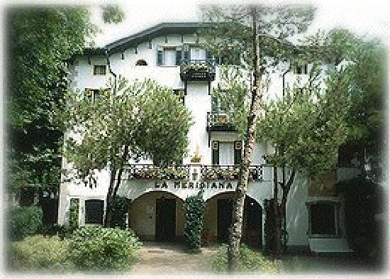 Hotel La Meridiana: Facciata