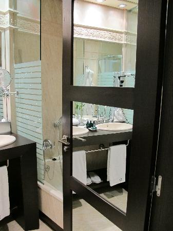 Hotel Las Arenas Balneario Resort: chambre suite 3