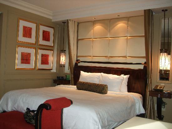 โรงแรมเวเนเชียน รีสอร์ท คาสิโน: ベッド