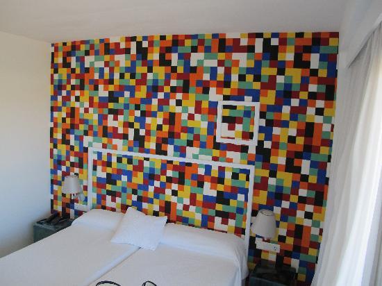 Hotel Villamor: chambre