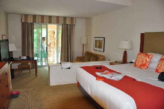 Hyatt Regency Indian Wells Resort & Spa: Guest Room