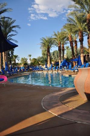 Hyatt Regency Indian Wells Resort & Spa: Very quiet swimming pool (adults only)