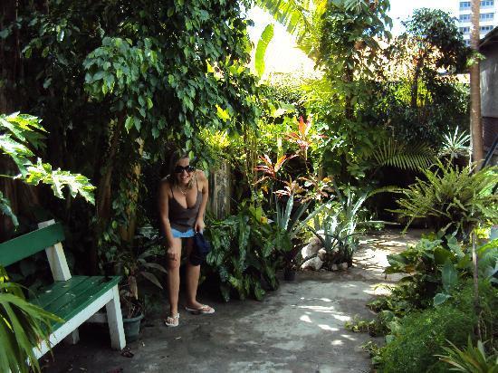 Pousada da Praca: Jardin de la Pousada da Praça