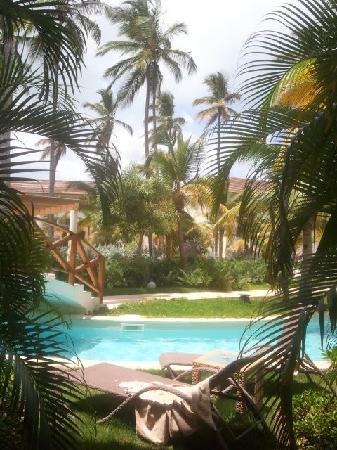 Secrets Royal Beach Punta Cana: vu de la chambre swim up