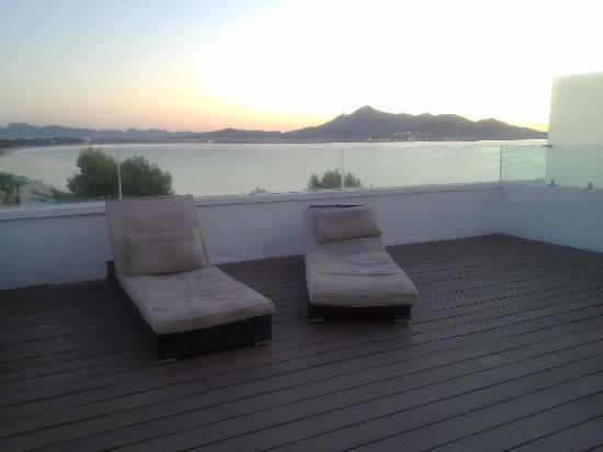 Hotel Condesa de la Bahia: Tranquilidad