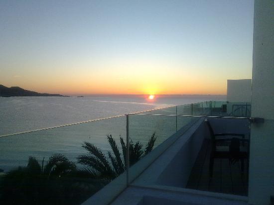 Hotel Condesa de la Bahia: Vista inmejorable