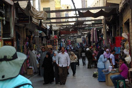 Sharia el Souk: Aswan market