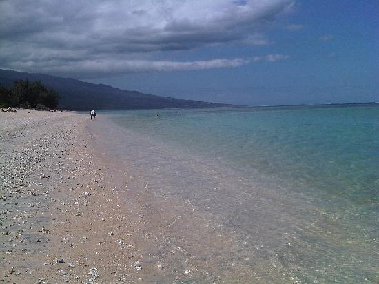 Le Nautile: spiaggia dell'hotel 1