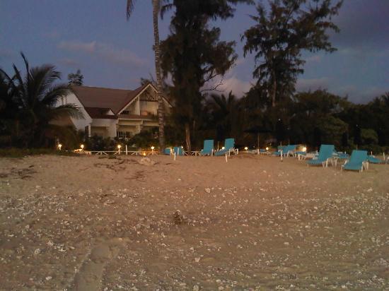 Le Nautile: l'hotel dalla spiaggia