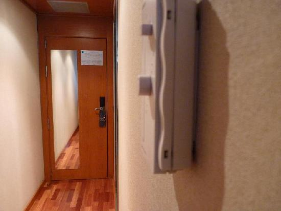 AC Hotel Leon San Antonio: entrada habitación
