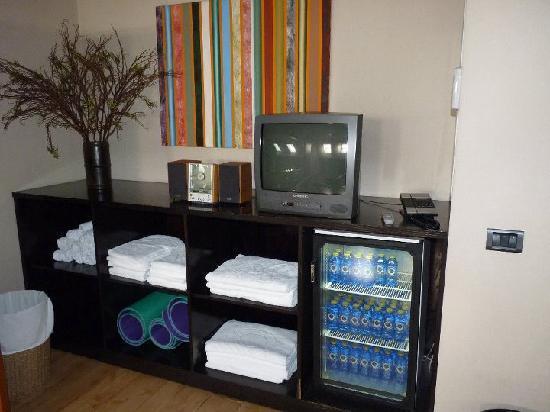 AC Hotel Leon San Antonio: sala fitness