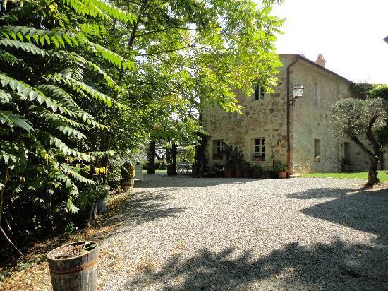 Agriturismo Casa Fabbrini: Het huis