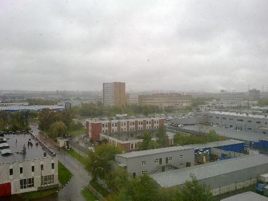 โรงแรมแคเทอรินาปาร์ค: View from the window