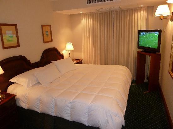 Barradas Parque Hotel & Spa: Habitacion