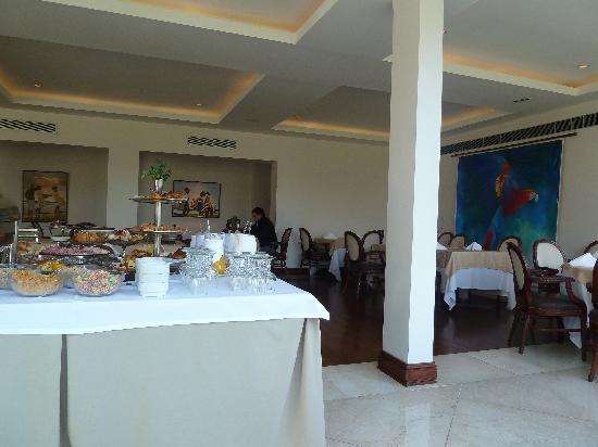 Barradas Parque Hotel & Spa: Desayuno!