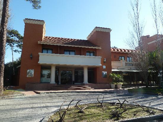 Barradas Parque Hotel & Spa: Frente del hotel