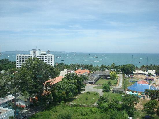 โรงแรมแกรนด์ โซเล่: Seaview
