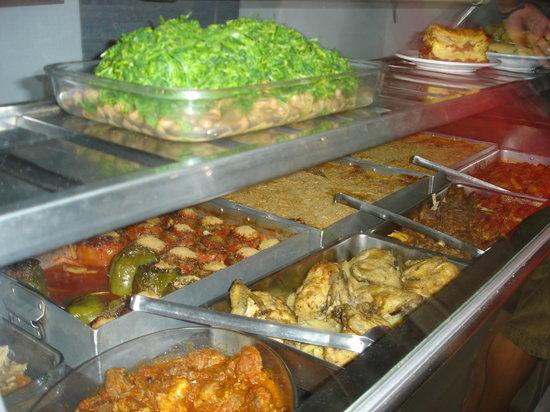 Nikolas Taverna: Todays food