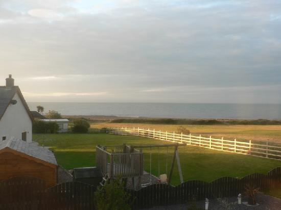 Ty Gwyn Guesthouse: view from the room