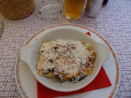 Il Refolo: lasagne