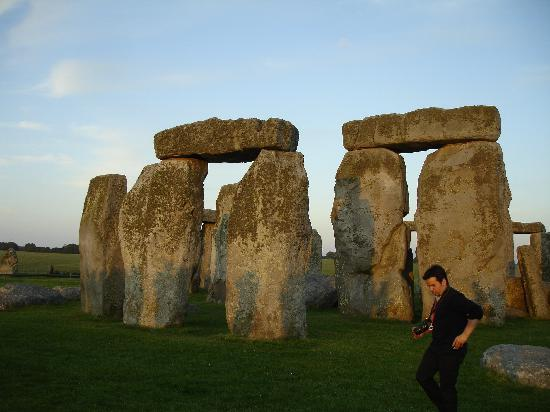 Premium Tours - London Tours: Alone among the stones--Priceless (guide Paul)