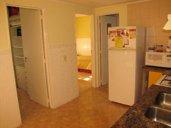 Conventillo de Lujo: EL AMANECER dpto. 2 habitaciones