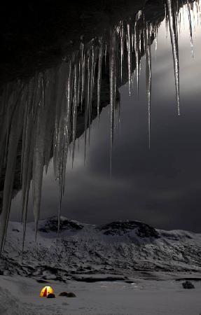 Arctic Adventures: Super Jeep - Arctic Glacier Camp