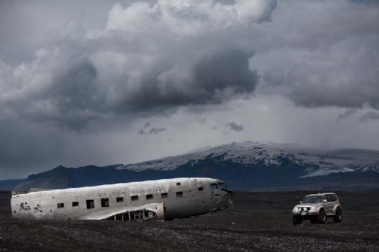 Arctic Adventures: Super Jeep - South Shore Safari
