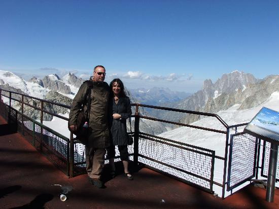 Punta Helbronner - Skyway Monte Bianco : Punta Helbronner