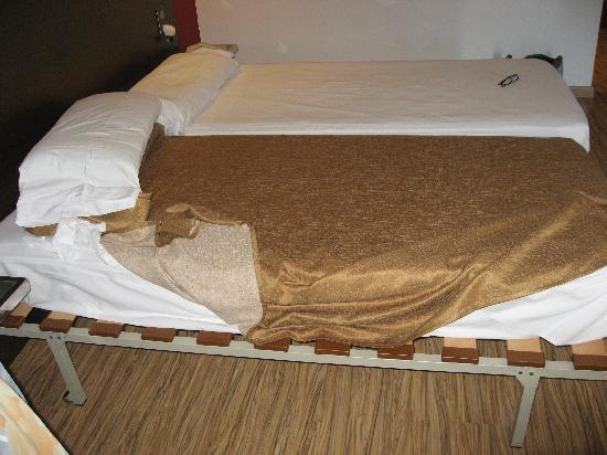 Nautic Hotel & Spa: Literie