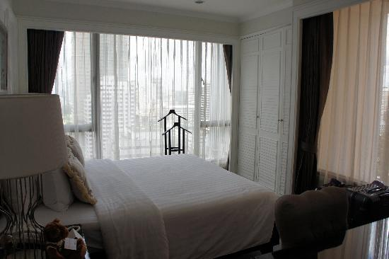 เคปเฮ้าส์ เซอร์วิสอพาร์ทเม้นท์: ベッドルーム