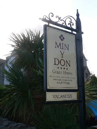 Min-y-Don Guest House: Min Y Don