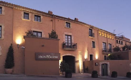 โรงแรมกรัน เกล๊าส์เตร้: Fachada Edificio Histórico