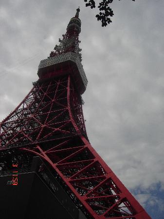 โตเกียวทาวเวอร์: At a glance