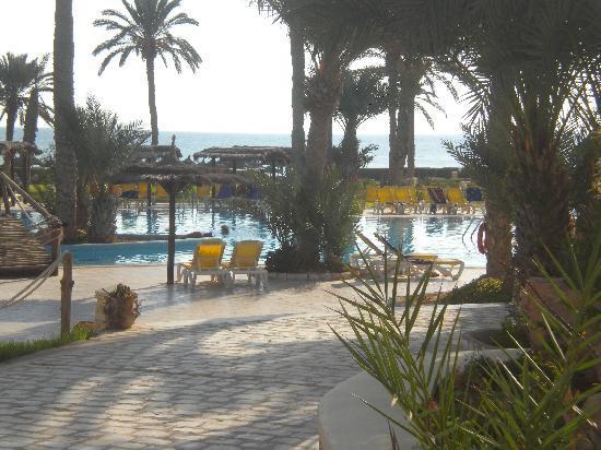 Safira Palms Hotel & Spa: Piscine