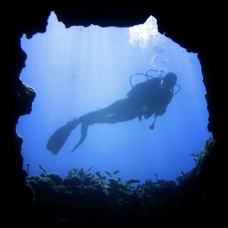 Antonio's Guest House: Cave Dive In Ionian