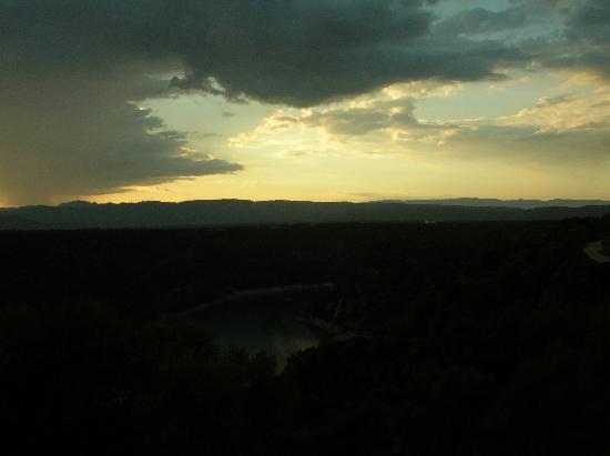 Ecoparco Neule': tramonto