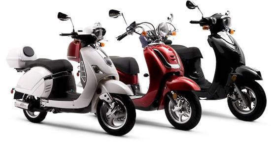Riviera Scooter Rental and Tours: Scooters for Rent