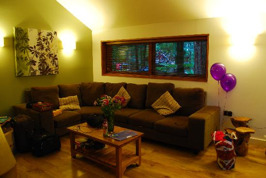 Forest Holidays Forest of Dean, Gloucestershire: Lounge