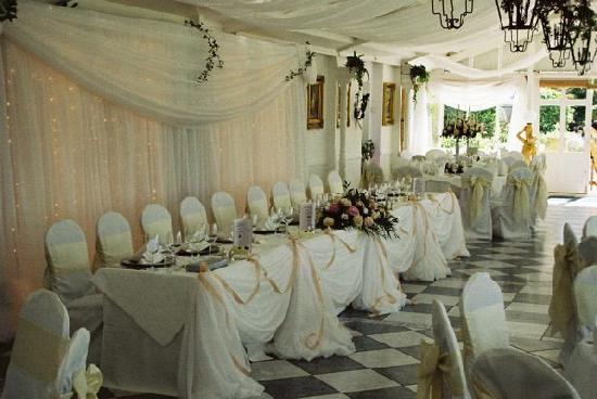 Stanhill Court Hotel: Wedding Set Up 2009