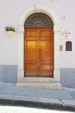Casa Laviano B&B: Ingresso