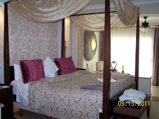 Majestic Elegance Punta Cana: cozy JR Suite at 4233...